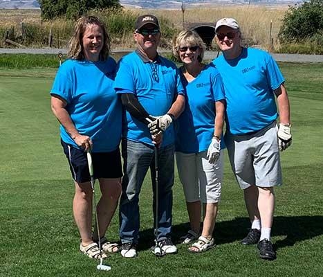 SMH Golf Scramble Event