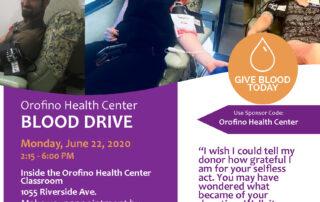 Blood Drive June