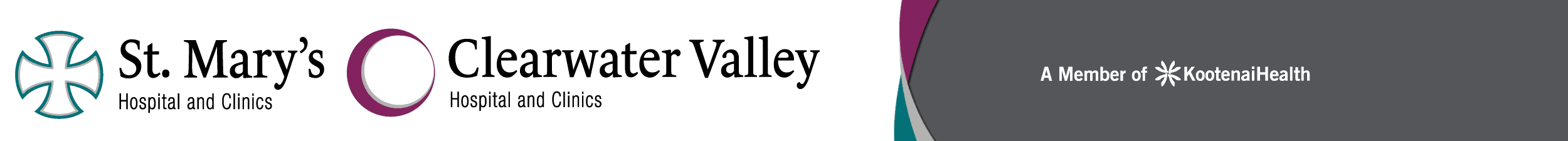 St. Mary's & Clearwater Valley Hospital & Clinics Logo