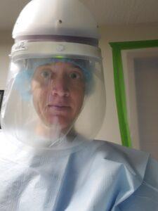 Dr. Sholar Mask