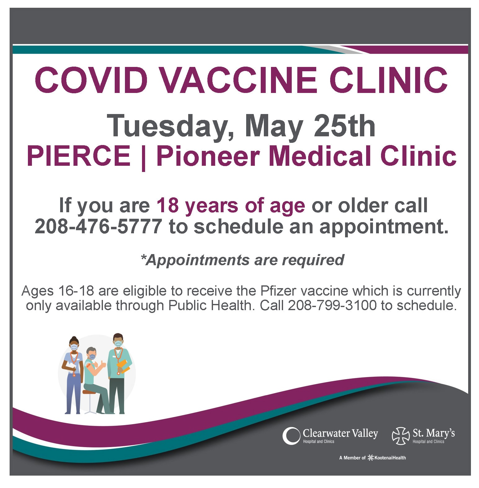 Pioneer Medical Clinic Vaccine Clinic