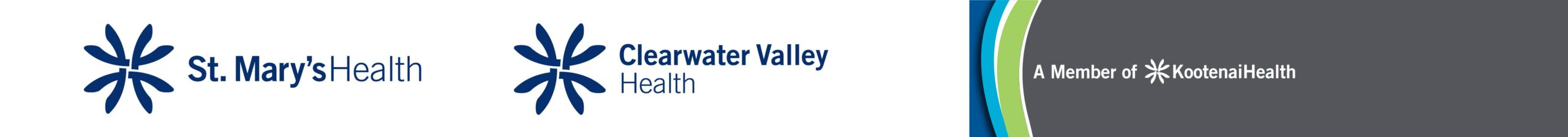 St. Mary's Health & Clearwater Valley Health Logo